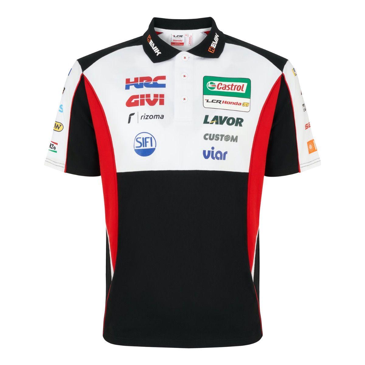 Lcr Honda Motogp Team Polo Shirt 2020 Official Apparel Ebay